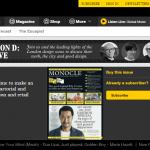 イギリスのライフスタイル誌Monocle(英語版)の定期購読と購入先【まとめ】