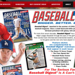 海外野球雑誌Baseball Digest(英語版)の定期購読と購入先【まとめ】